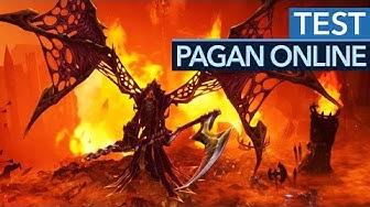 Coole Bosse, nervige Fehler - Pagan Online im Test