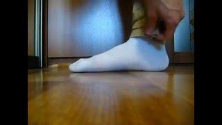 Как делать  подвороты  на  штанах  480p