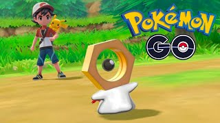Pokemon Go - The Two Professors - Meltan Reveal