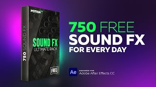 350 Free Sound FX [Motion Bro]