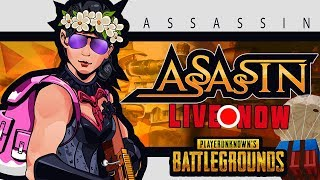 PUBG MOBILE LIVE WITH ASSASSIN | RUSH AF | BACK!