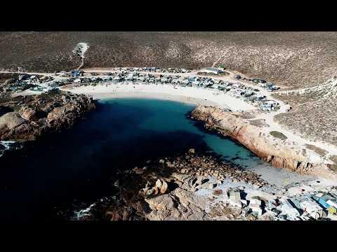 Big Bay   Yzerfontein   Paternoster   Tietiesbaai - South Africa   HD Cinematic Drone footage