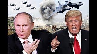 VTC14 | Nga và Mỹ đứng trước nguy cơ đối đầu quân sự ở Syria