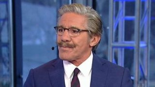 Geraldo Rivera  Inaugural address was 'too harsh'