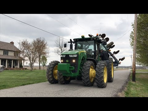PROMO - Oversized Farm Equipment On Roadways