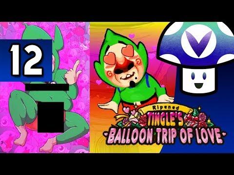 [Vinesauce] Vinny - Ripened Tingle's Balloon Trip of Love (part 12) + Art!