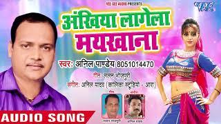 अंखिया लागेला मयखाना - Ankhiya Lagela Maikhana - Anil Pandey - Bhojpuri Hit Song 2018