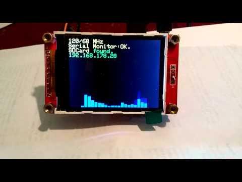 Project   VU-meter Esp8266 - WS2812B   Hackaday io