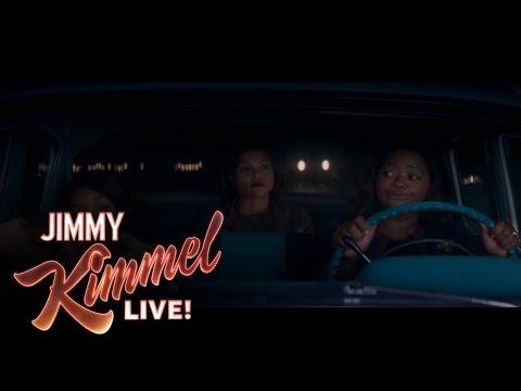 Octavia Spencer's Ultimate Movie Day