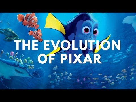 Thumbnail: The Evolution of Pixar