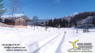 Cross Country Academy Langlauf Biathlon Seefeld Tirol long
