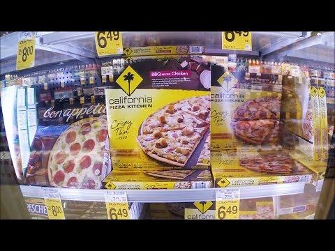 Жизнь в США, Сколько Стоит Пицца в Америке (Pizza Safeway)