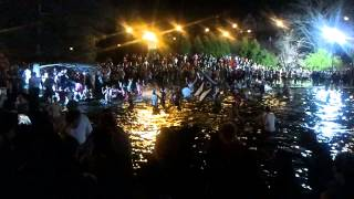 Ohio State University - Mirror Lake Jump 2012 - HD