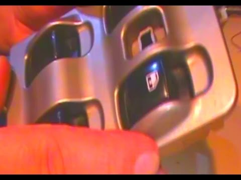 mitsubishi magna verada power window switch