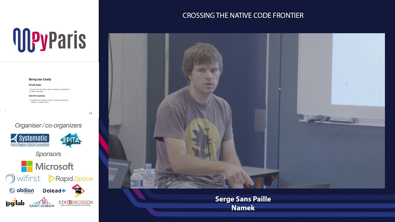 Image from Crossing the native code frontier