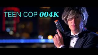 TEEN COP 004K Teaser Trailer GH4 4K