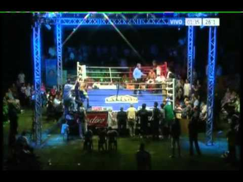 John JACKSON vs Jorge MIRANDA - Full Fight - Pelea Completa
