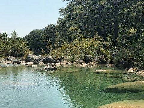 Garner State Park - Oakmont and Pecan Grove Drive Through ...