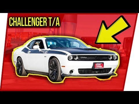 2018 Challenger T/A First Looks! ✔️