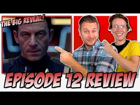 "Star Trek: Discovery - Review & Recap Episode 12 ""Vaulting Ambition"" 01x12"