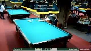 Финал VI традиционного турнира памяти Казаева В. Г.