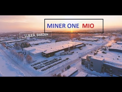 Miner One MIO ICO project Trailer