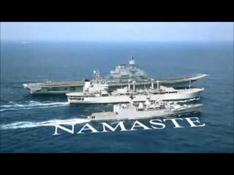 International Fleet Review - 2016 Theme Song : Ahoy....Hello….Namaste….