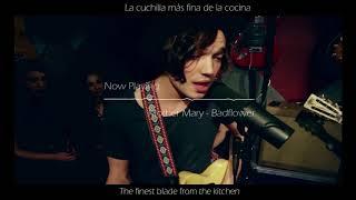 Badflower - Mother Mary (Lyrics + Letra Español)