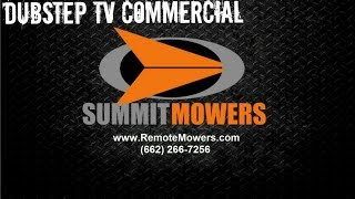 Remote Control Slope Mower DubStep Commercial Extended Version
