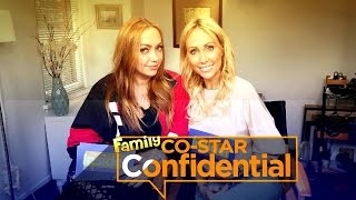 Insider's Family Co-Star Confidential: Watch Brandi and Tish Cyrus Interview Each Other