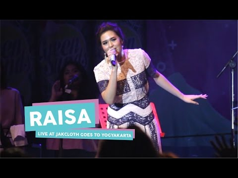 HD Raisa  Could It Be + Kali Kedua   at JakCloth Goes to Yogyakarta, Mei 2017