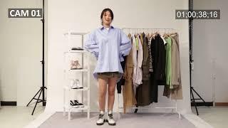 [서울쇼룸 오늘의옷] 셔츠 누구보다 예쁘게 입는 방법