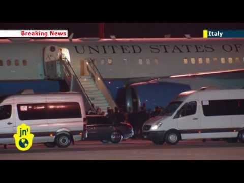 US-Israel Rome summit: John Kerry lands in Rome for talks with Israeli PM Netanyahu