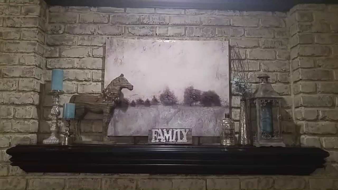 Farmhouse Rustic Fireplace Mantel Decor 3 Fireplace Mantel Ideas Inspired By Rustic Glam Farmhouse Chic Transitional Decor