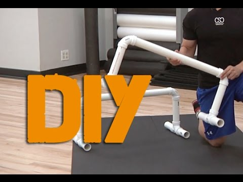 diy home gym equipment youtube