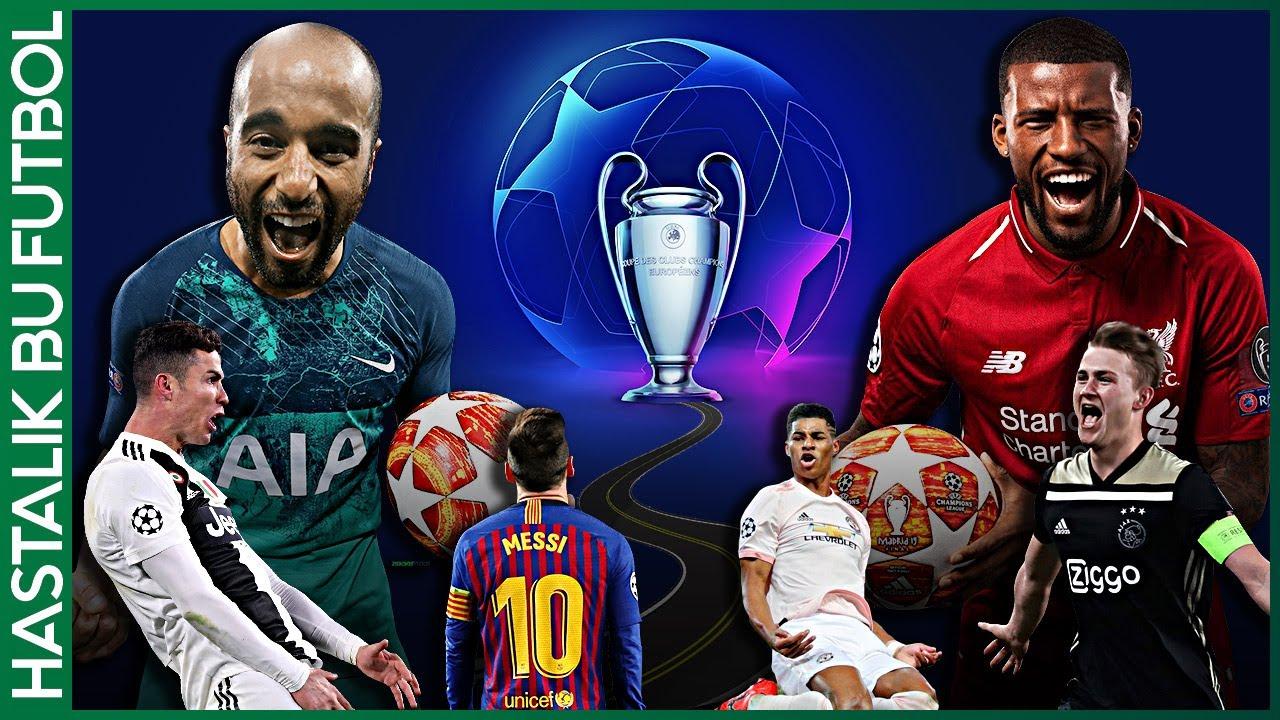 Futbolun Efendileri: Şampiyonlar Ligi 2019 - \