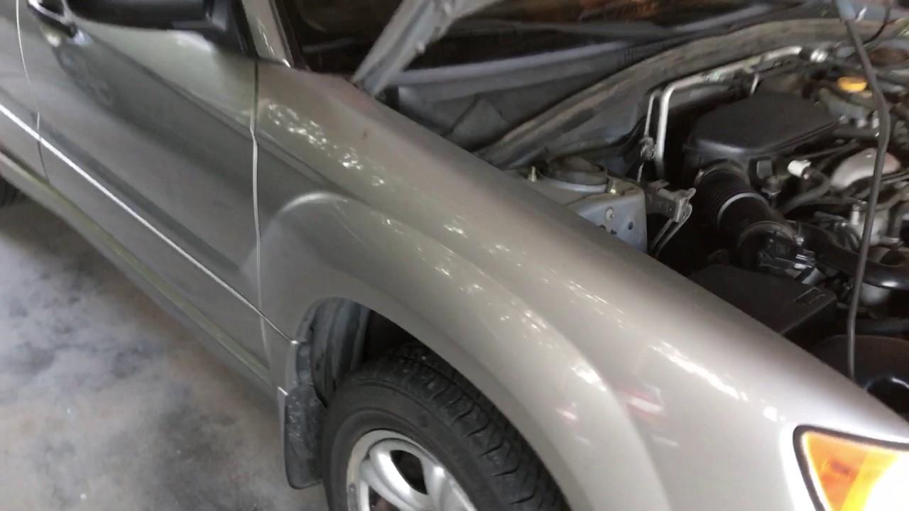 2006 Subaru Forester For Sale On Sacramento Craigslist Org 4 28 17