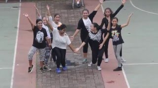 Pensi Kampus St.Vincentius_Modern Dance, 19 Des 2015