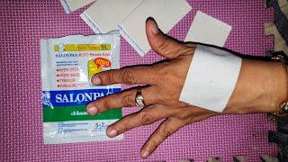 MANJUR 😱 SALONPAS Untuk Nyeri Otot, Nyeri Sendi, Terkilir, Punggung Pegal ( Salonpas Koyo ).