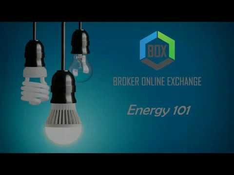Broker Online Exchange - Energy 101 Webinar