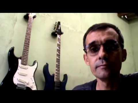 Suporte de Parede em PVC para Guitarra Violao e Baixo