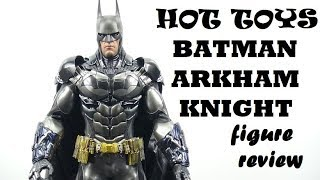 Hot Toys Batman Video Game Masterpeice 26 Arkham Knight 1:6th figure review