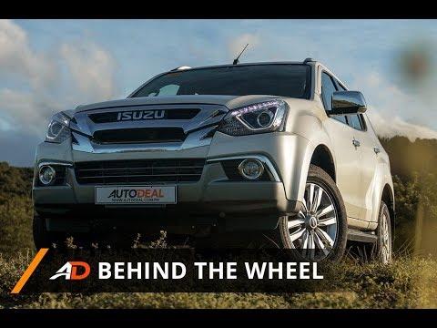 2018 Isuzu mu-X 3.0 LS-A 4x2 AT - Behind the Wheel