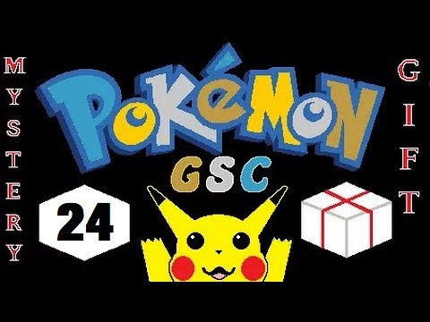 Pokemon Gold & Silver Mystery Gift #24