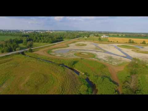 Dingman Creek Drone Footage - Zone A