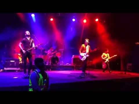 Eskimo Joe - From The Sea - Live at Manning Park, Perth - 14th March 2015