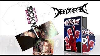 DEHYDRATED: новости о клипе 'Sickness' и первом DVD