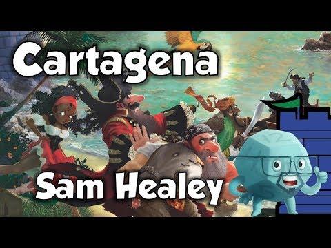 Cartagena (2017) Review with Sam Healey