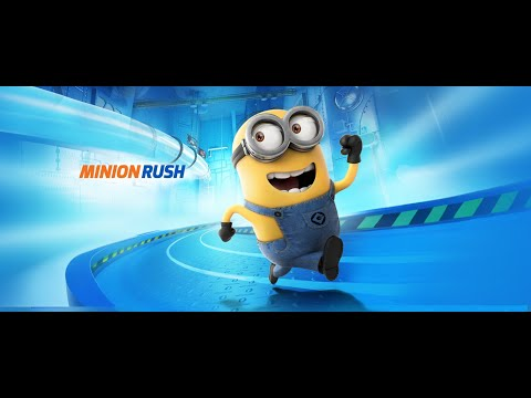 Despicable Me Minions Rush Level Complete Funny Gameplay Mobile #1