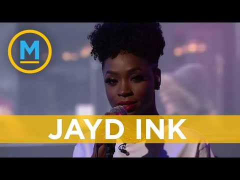 Jayd Ink performs 'Codes' for the first time on national television | Your Morning
